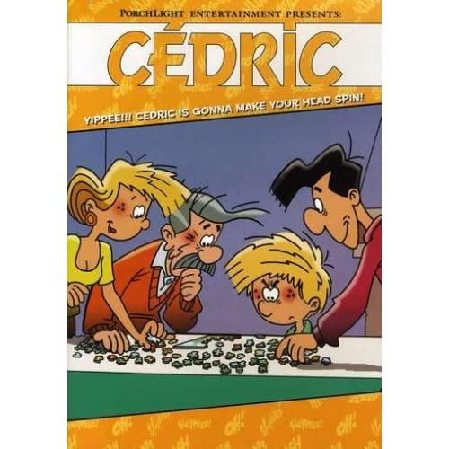 Image 0 of Cedric: Yippee!!! Cedric Is Gonna Make Your Head Spin! On DVD