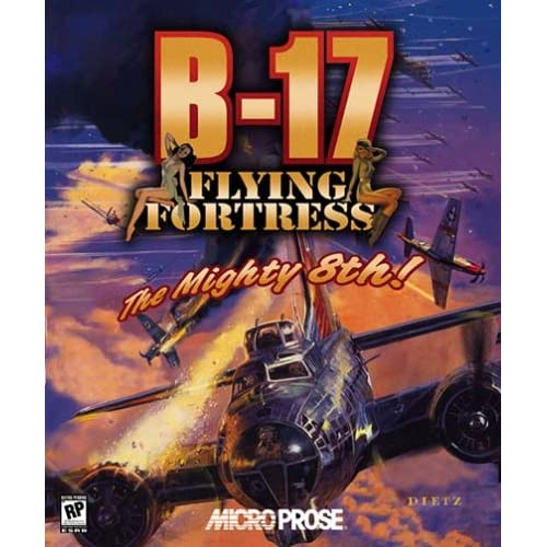 B-17 Flying Fortress PC Software
