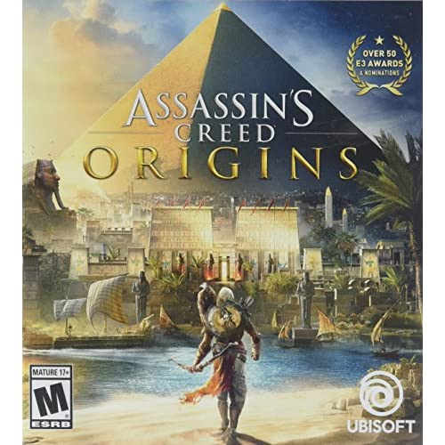 Assassin's Creed Origins Standard Edition For PlayStation 4 PS4