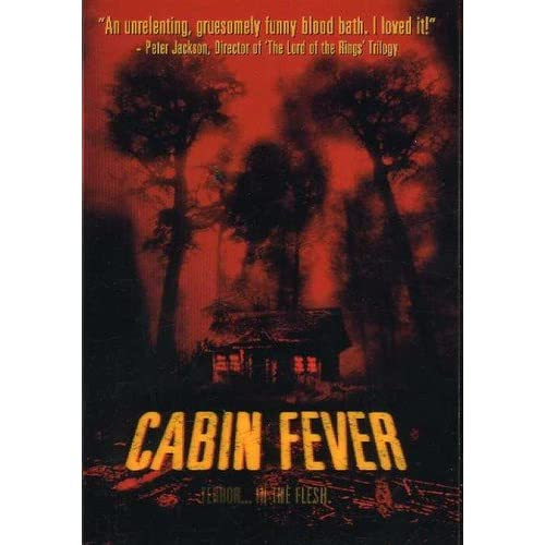 Image 0 of Cabin Fever On DVD With Jordan Ladd Horror