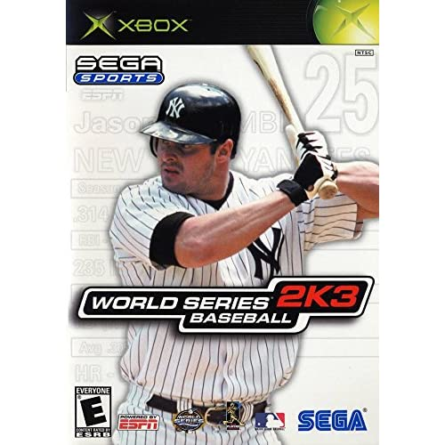 Sega Sports: World Series Baseball 2K3 Xbox For Xbox Original With