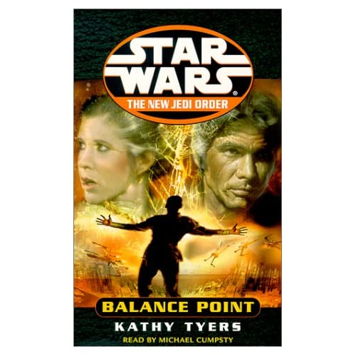 Balance Point Star Wars: The New Jedi Order Book 6 By Kathy Tyers And