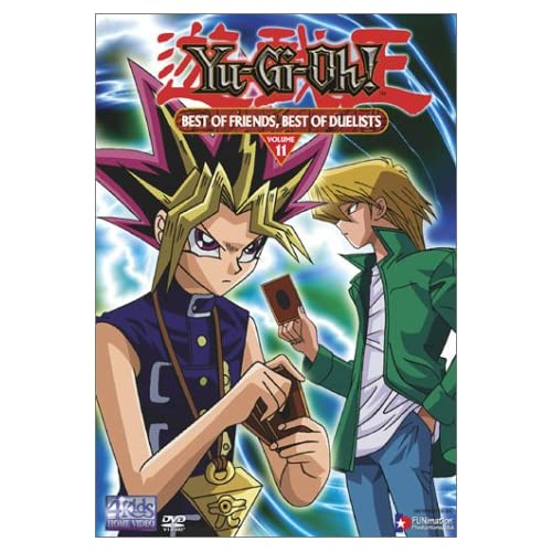 Image 0 of Yu-Gi-Oh Vol 11 Best Of Friends Best Of Duelists On DVD With Dan Green