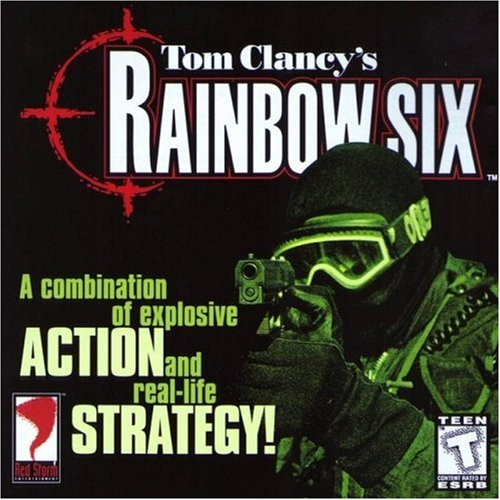 Image 0 of Rainbow Six Tom Clancy's Software 6 For PC