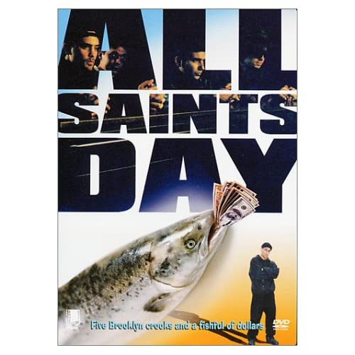 Image 0 of All Saints Day On DVD With Micky Blatt