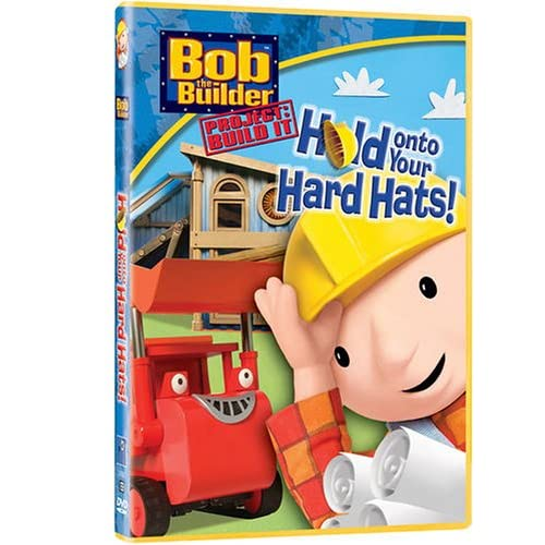 Image 0 of Bob The Builder: Hold On To Your Hard Hats On DVD With Rob Rackstraw
