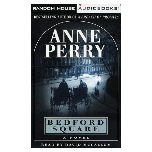 Image 0 of Bedford Square By Perry Anne Mccallum David Reader On Audio Cassette