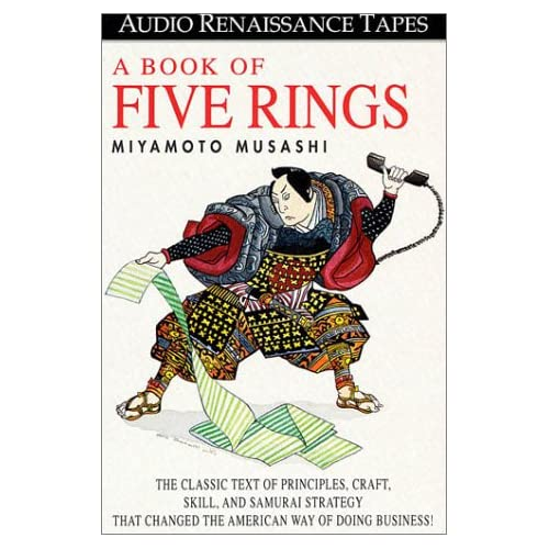 Image 0 of A Book Of Five Rings: The Classic Text Of Principles Craft Skill And Samurai Str
