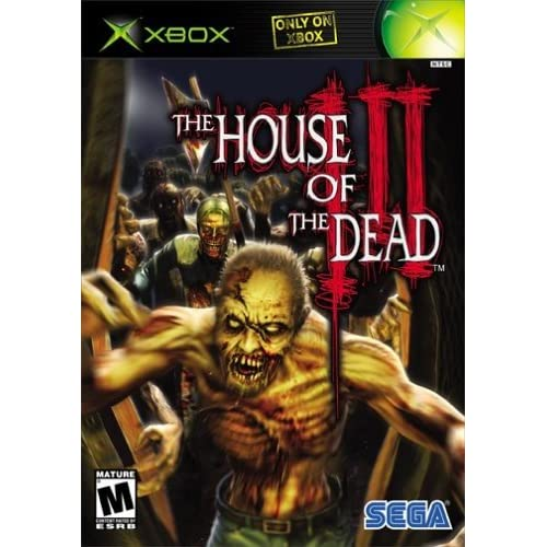 Image 0 of House Of The Dead III For Xbox Original