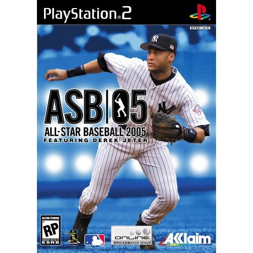 All-Star Baseball 2005 For PlayStation 2 PS2