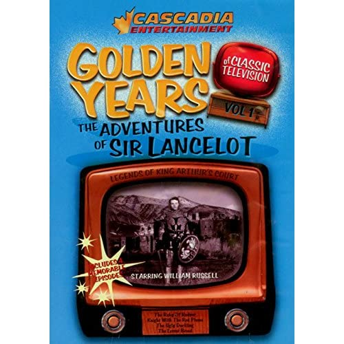 Image 0 of Adventures Of Sir Lancelot Cascadia Entertainment Vol 1 On DVD