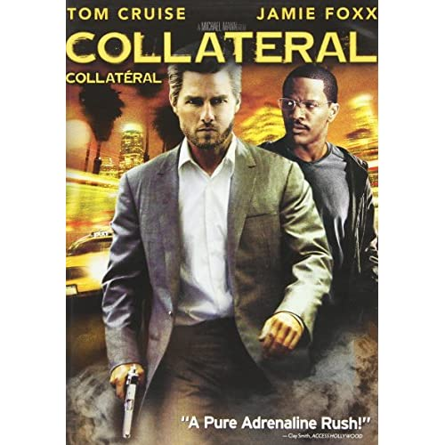 Image 0 of Collateral On DVD With Tom Cruise
