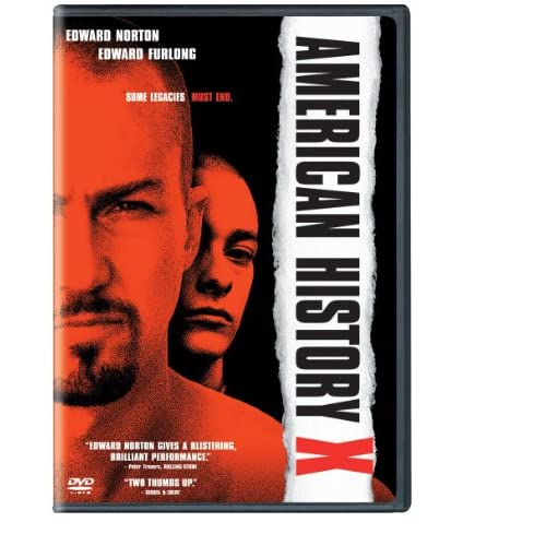 Image 0 of American History X On DVD With Edward Norton Drama
