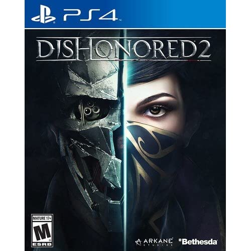 Dishonored 2 For PlayStation 4 PS4 Shooter