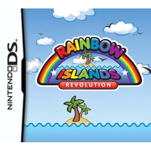Image 0 of Rainbow Islands Revolution For Nintendo DS DSi 3DS 2DS