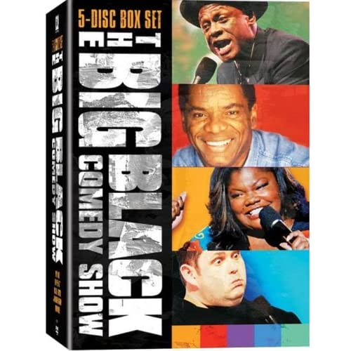 Image 0 of Big Black Comedy Bs Sac On DVD With Mo'nique