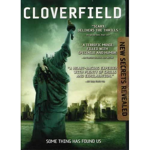 Image 0 of Cloverfield On DVD With Mike Vogel Mystery