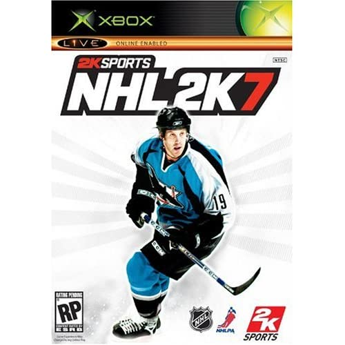 NHL 2K7 Xbox For Xbox Original Hockey
