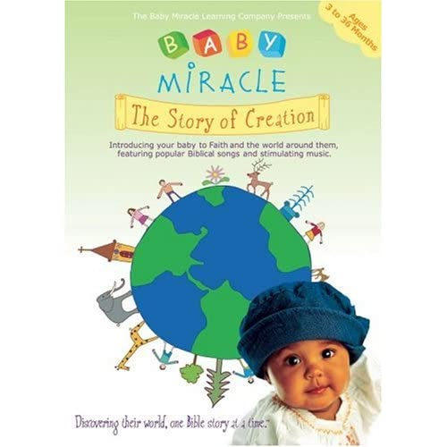 Image 0 of Baby Miracle The Story Of Creation On DVD