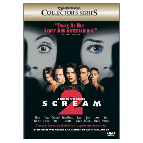 Image 0 of Scream 2 Dimension Series On DVD with Neve Campbell Mystery