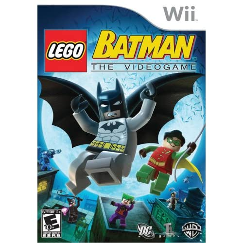 Image 0 of Lego Batman For Wii