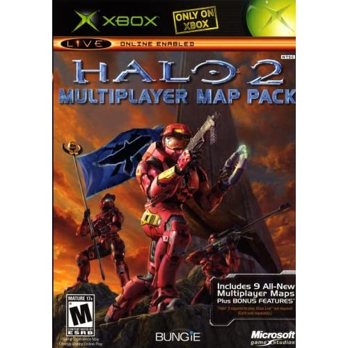 Halo 2 Multiplayer Map Pack Xbox For Xbox Original