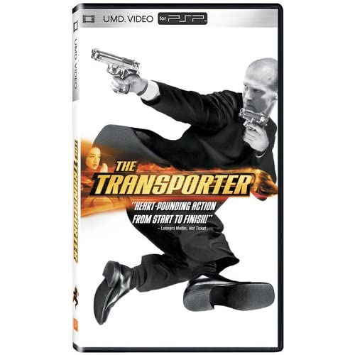 The Transporter UMD For PSP