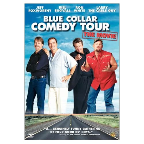 Image 0 of Blue Collar Comedy Tour The Movie On DVD With Jeff Foxworthy