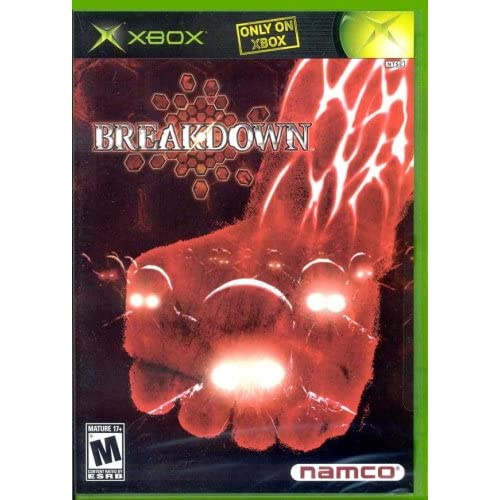 Breakdown Xbox For Xbox Original