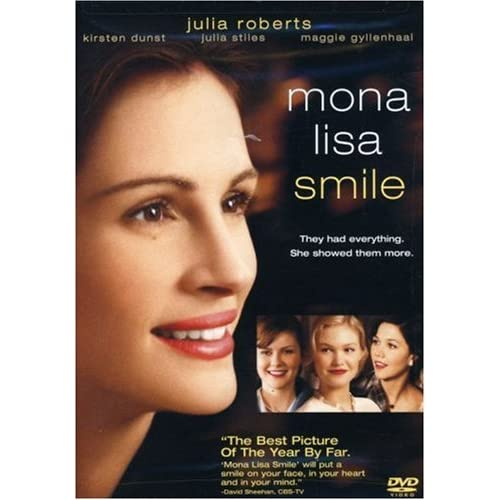 Image 0 of Mona Lisa Smile On DVD With Dominic West