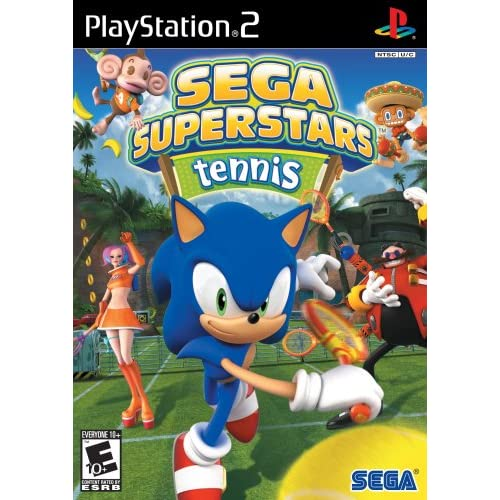 Image 0 of Sega Superstars Tennis For PlayStation 2 PS2