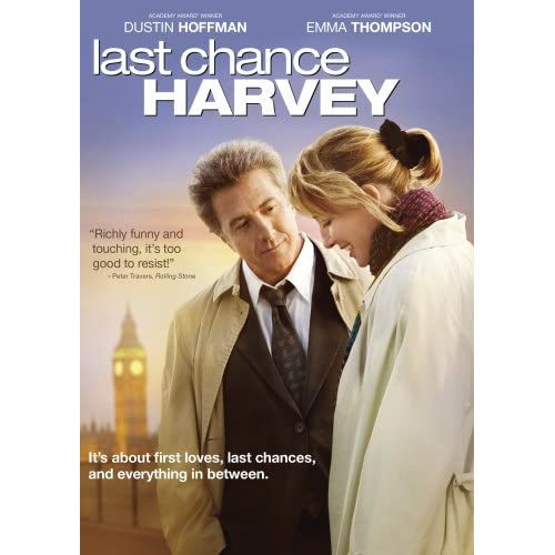 Image 0 of Last Chance Harvey On DVD with Dustin Hoffman Drama
