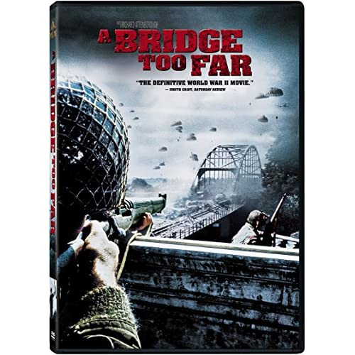 Image 0 of A Bridge Too Far On DVD With Dirk Bogarde