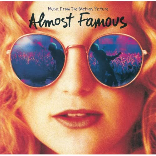 Image 0 of Almost Famous By Various Artists Soundtrack Album Soundtracks & Musicals 2013 On