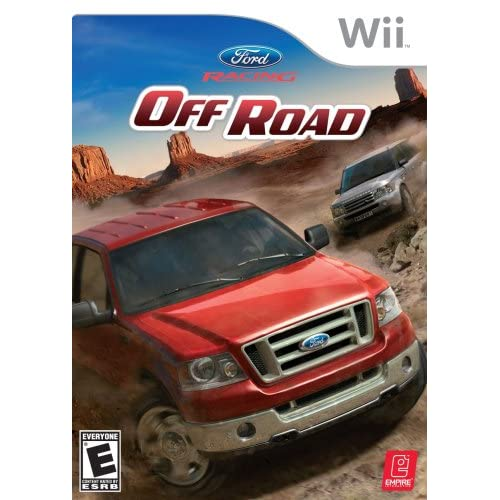 Ford Racing Off Road For Wii