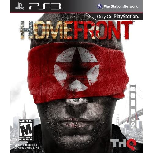 Image 0 of Homefront For PlayStation 3 PS3