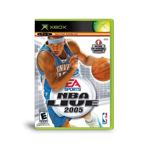 Image 0 of NBA Live 2005 Xbox For Xbox Original Basketball