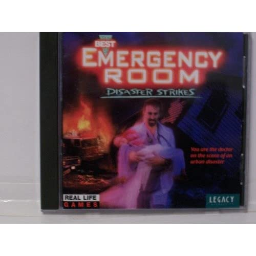 Image 0 of The Best Of Emergency Room Disaster Strikes Software