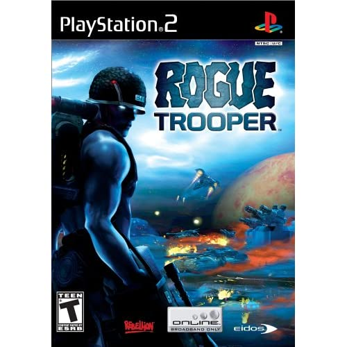 Image 0 of Rogue Trooper For PlayStation 2 PS2