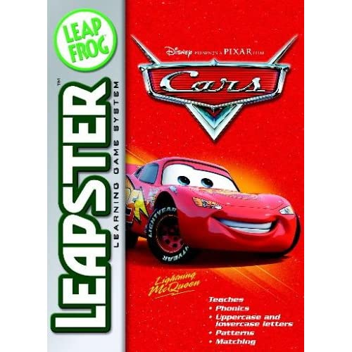 Image 0 of Leapfrog Leapster Learning Game Cars For Leap Frog Arcade