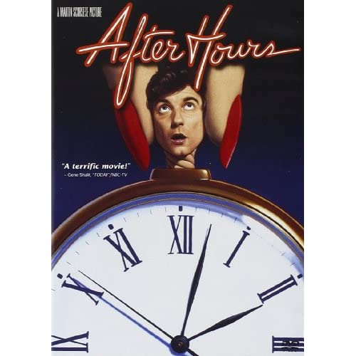 Image 0 of After Hours On DVD With Griffin Dunne Drama