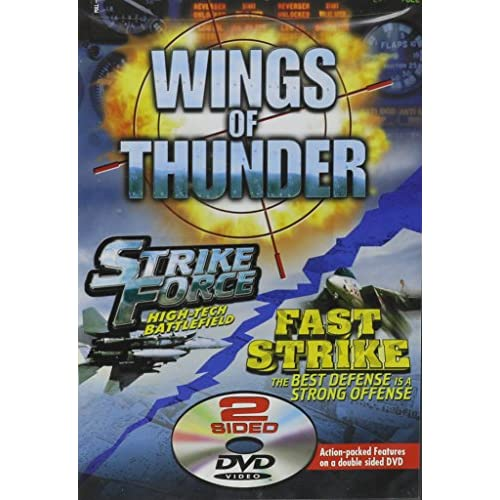 Wings Of Thunder On DVD