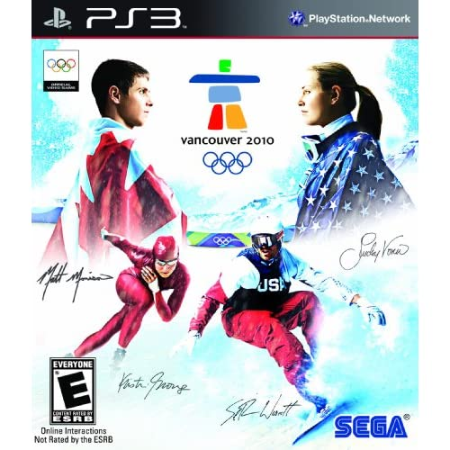 Image 0 of Vancouver 2010 The Official Video Game Of The Olympic Winter Games For PlayStati