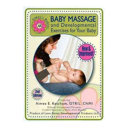 Image 0 of Aimee's Babies Baby Massage And Developmental Exercises For Your Baby DVD Intera