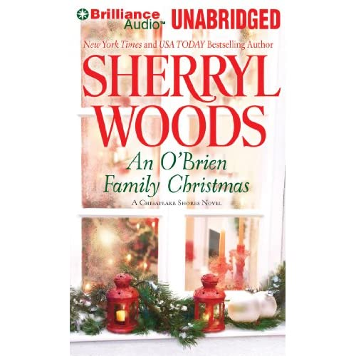 An O'Brien Family Christmas: A Chesapeake Shores Novel By Woods