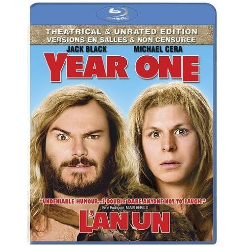 Image 0 of Year One 2009 On Blu-Ray Comedy