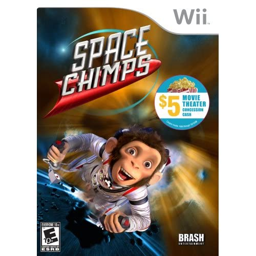 Image 0 of Space Chimps For Wii And Wii U