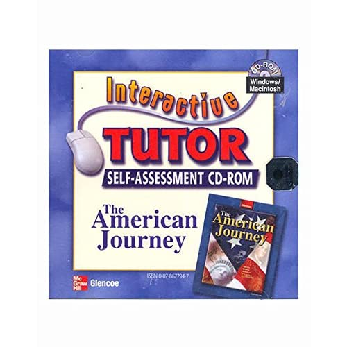 Image 0 of The American Journey Interactive Tutor Self Assessment Cd-Rom The American Journ
