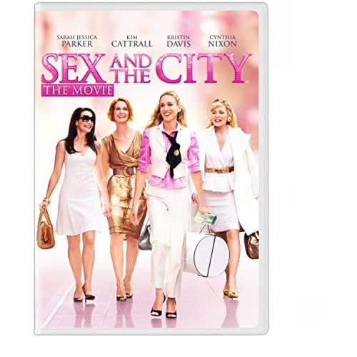 Image 0 of Sex And The City: The Movie Single-Disc Widescreen Edition On DVD With