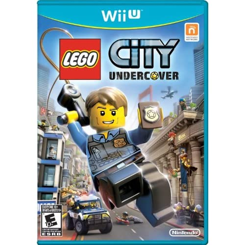 Lego City: Undercover For Wii U